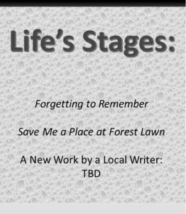 Life's Stages @ Electric City Playhouse   Anderson   South Carolina   United States